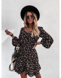 Фустан - код 0367 - црна