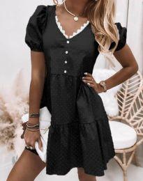 Фустан - код 8292 - црна