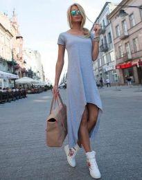 Фустан - код 5507 - сиво