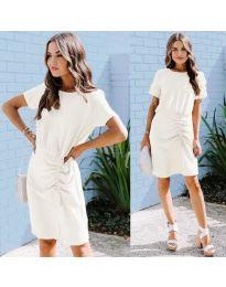 Фустан - код 835 - бело