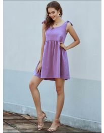 Фустан - код 2255 - виолетова