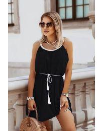 Фустан - код 8800 - црна