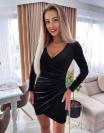 Фустан - код 3872 - црна