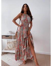 Фустан - код 2675 - шарена