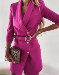 Фустан - код 9257 - циклама