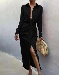 Фустан - код 6459 - црна