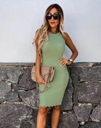 Фустан - код 2720 - зелена