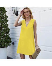 Фустан - код 1429 - жолта