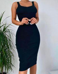 Фустан - код 10122 - црна