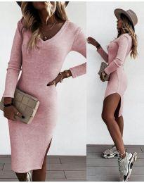 Фустан - код 884 - розова