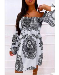 Фустан - код 757 - црна
