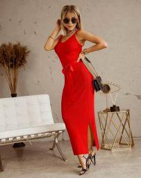 Фустан - код 6166 - црвена