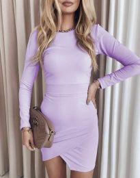 Фустан - код 2835 - виолетова
