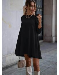 Фустан - код 371 - црна