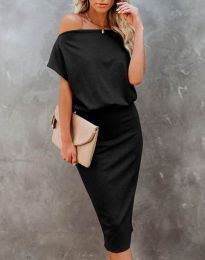 Фустан - код 1737 - црна