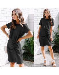 Фустан - код 835 - црна