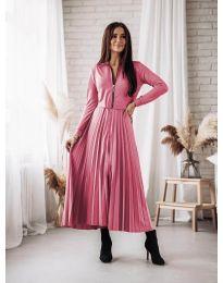 Фустан - код 1544 - розова