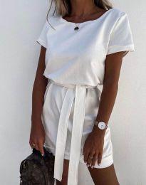 Фустан - код 6737 - бело