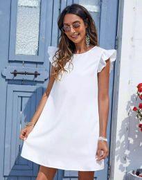 Фустан - код 6261 - бела
