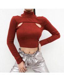 Блуза - код 0177 - црвена