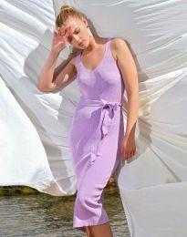 Фустан - код 2721 - виолетова