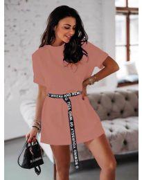 Фустан - код 809 - пудра