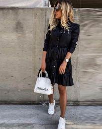 Фустан - код 1366 - 1 - црна