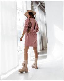 Фустан - код 129 - пудра