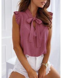 Блуза - код 300 - розова