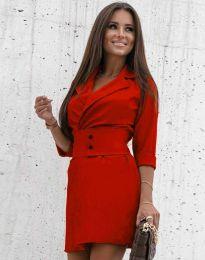 Фустан - код 1356 - црвена