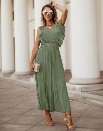 Фустан - код 3320 - путер зелена