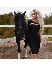 Фустан - код 955 - црна
