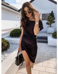 Фустан - код 138 - црна