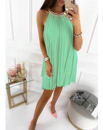 Фустан - код 1172 - зелена
