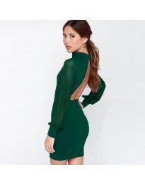 Фустан - код 878 - зелена