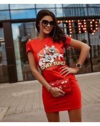 Фустан - код 0303 - црвена