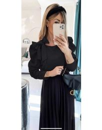 Блуза - код 890 - црна
