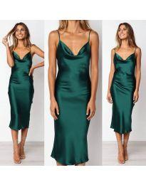 Фустан - код 282 - зелена