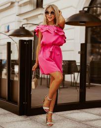 Фустан - код 7100 - циклама