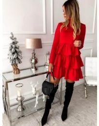 Фустан - код 966 - црвена