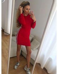 Фустан - код 286 - црвена