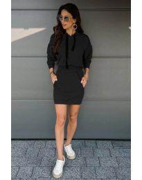 Фустан - код 999 - црна