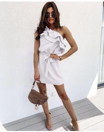 Фустан - код 002 - бело