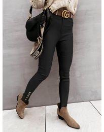 Панталони - код 5232 - 1 - црна