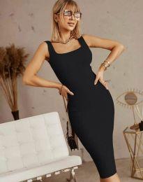 Фустан - код 5965 - црна