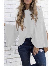 Блуза - код 076 - бело