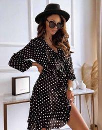 Фустан - код 0438 - црна