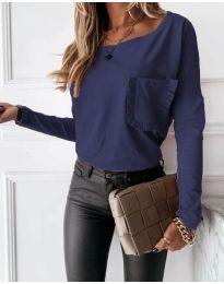 Блуза - код 4450 - 4