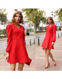 Фустан - код 1478 - 1 - црвена