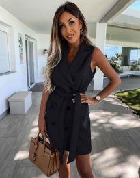 Фустан - код 5503 - црна